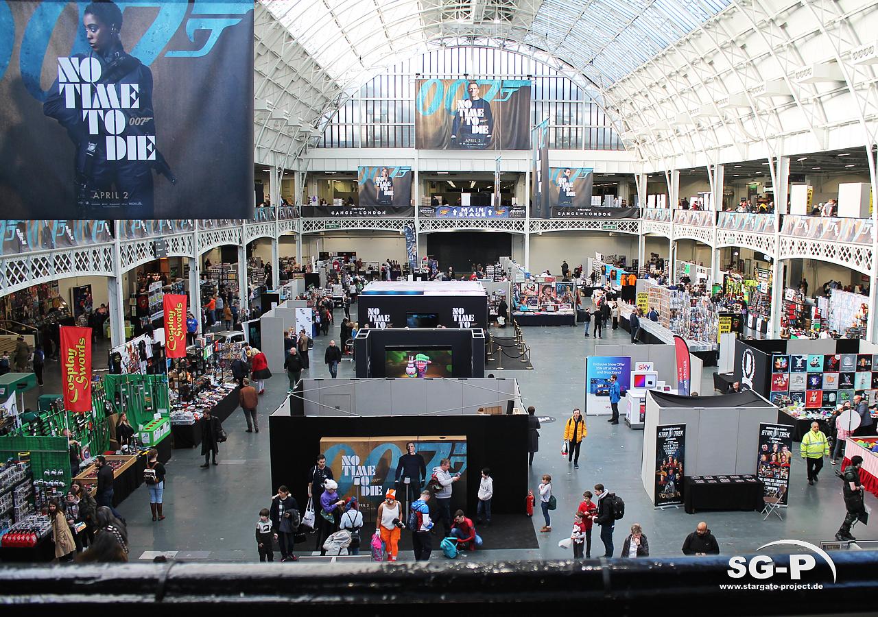 London Comic Con Spring 2020 - 1 - allgemein 1