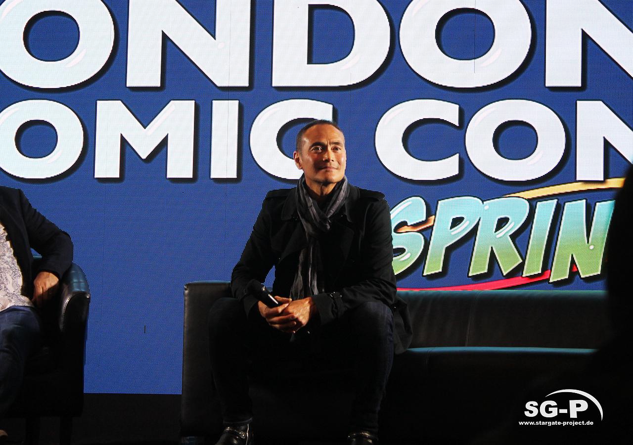 London Comic Con Spring 2020 - 2 -Mark Dacascos 10