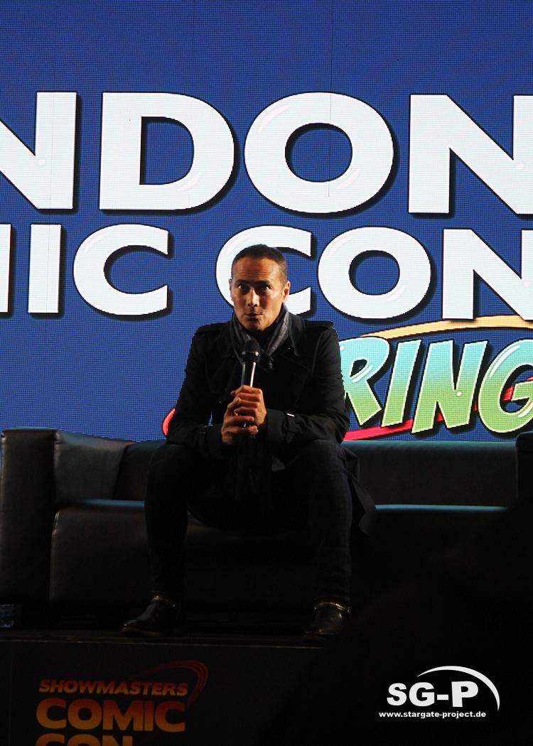 London Comic Con Spring 2020 - 2 -Mark Dacascos 11