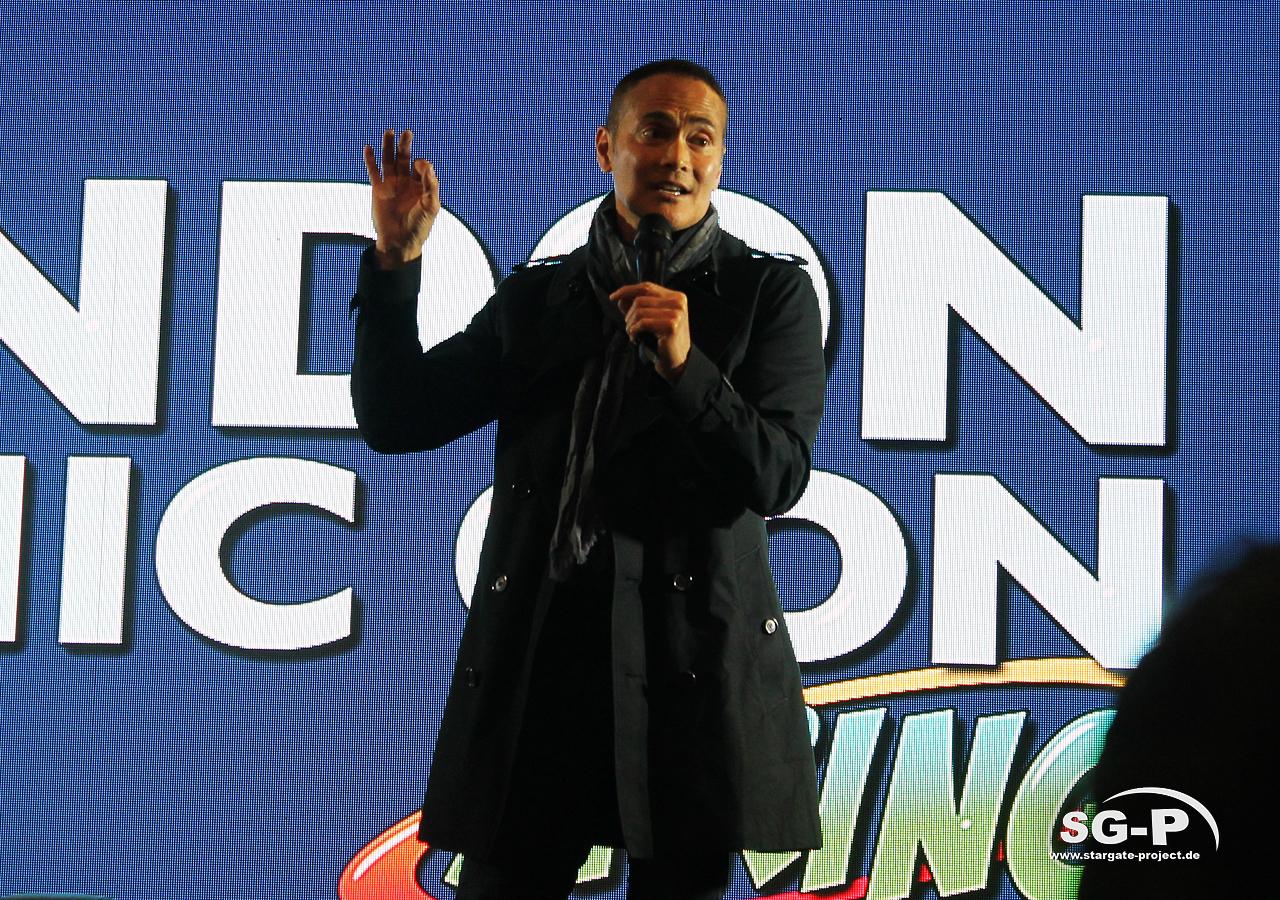 London Comic Con Spring 2020 - 2 -Mark Dacascos 12