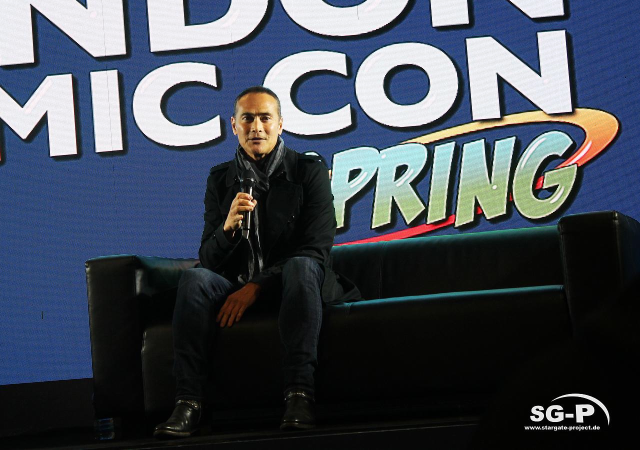 London Comic Con Spring 2020 - 2 -Mark Dacascos 7