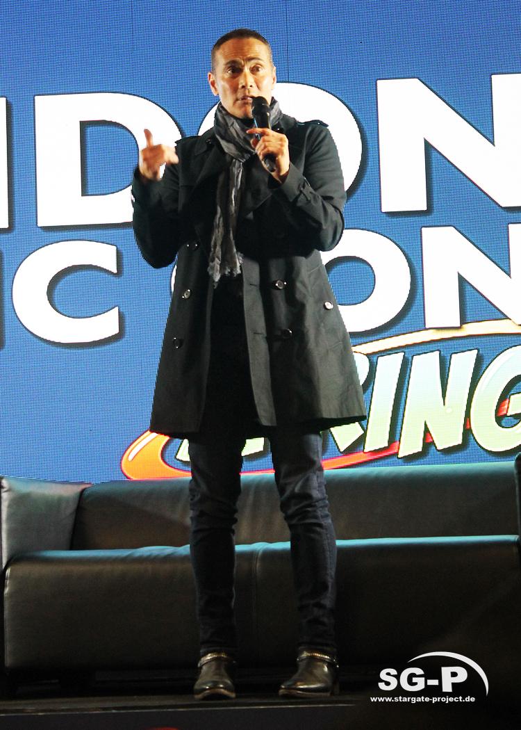 London Comic Con Spring 2020 - 2 -Mark Dacascos 8
