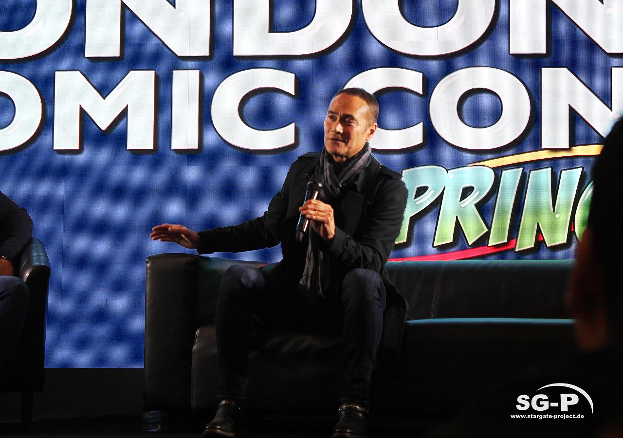 London Comic Con Spring 2020 - 2 -Mark Dacascos 9