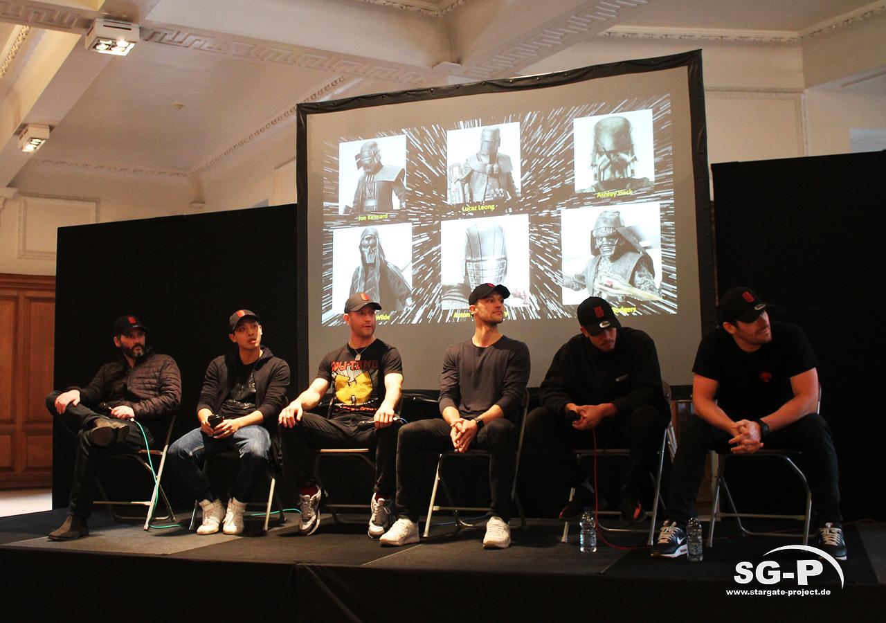 London Comic Con Spring 2020 - 3 -Star Wars Knights of Ren 4