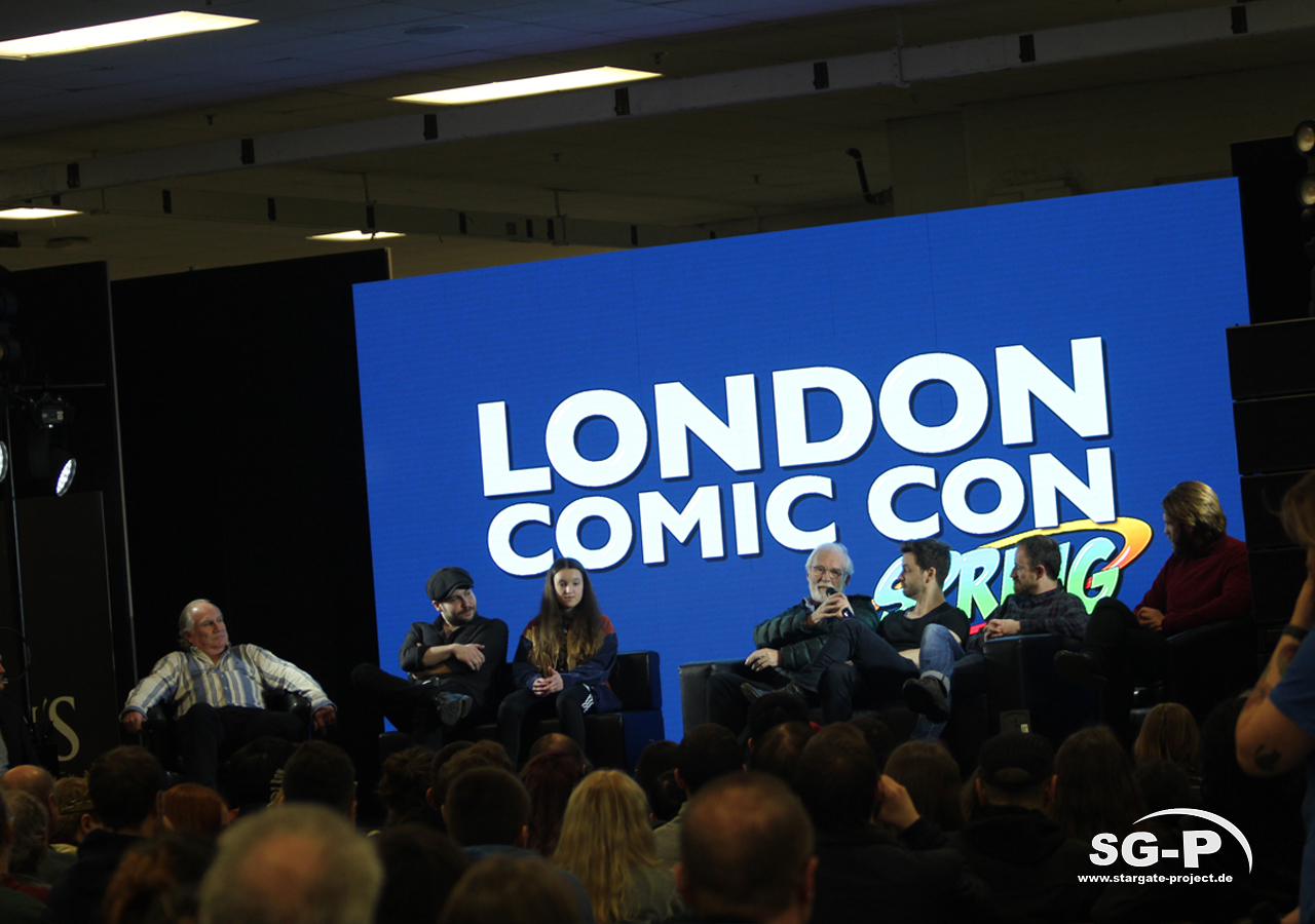 London Comic Con Spring 2020 - 5 -Game of Thrones 2