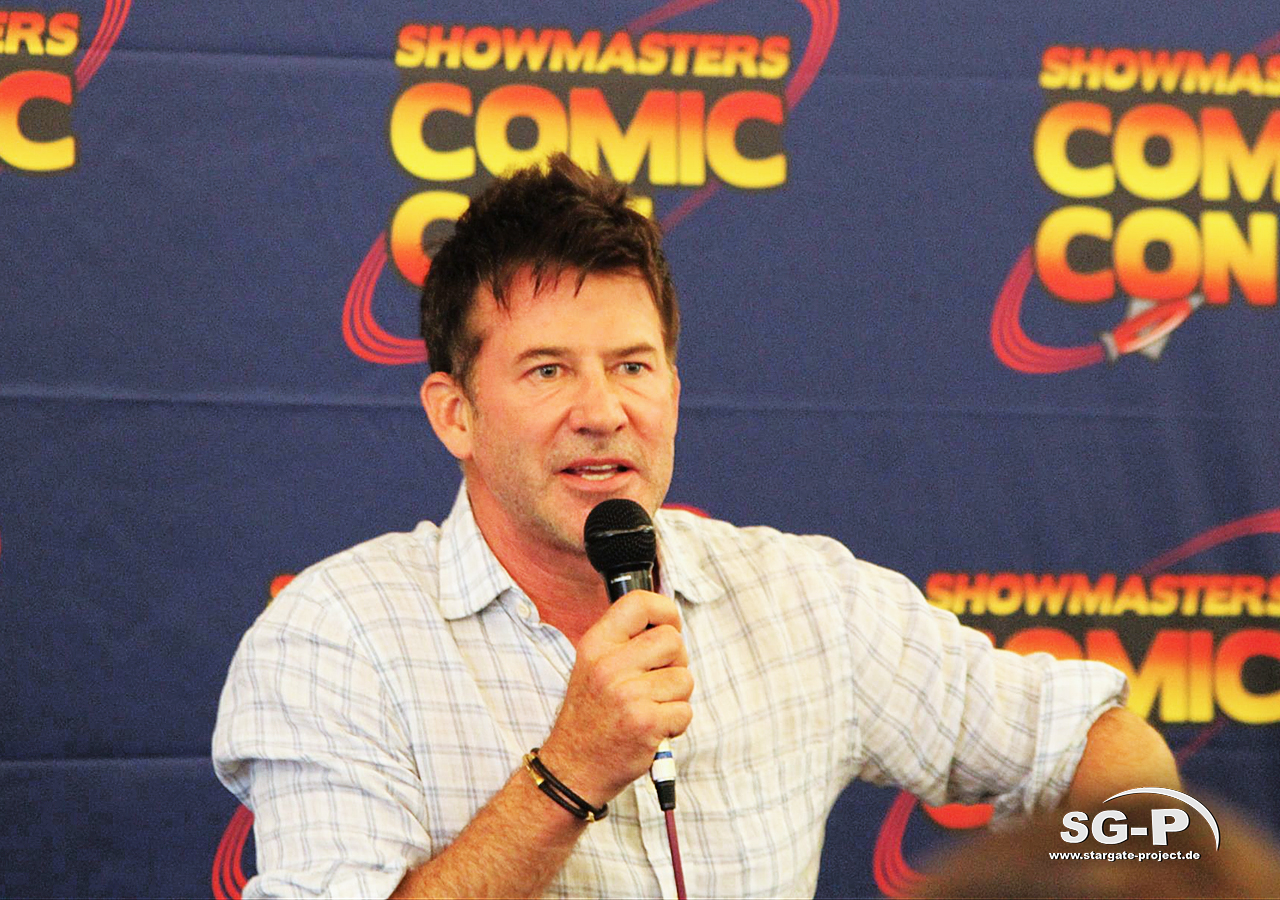London Film and Comic Con 2019 - Joe Flanigan 6