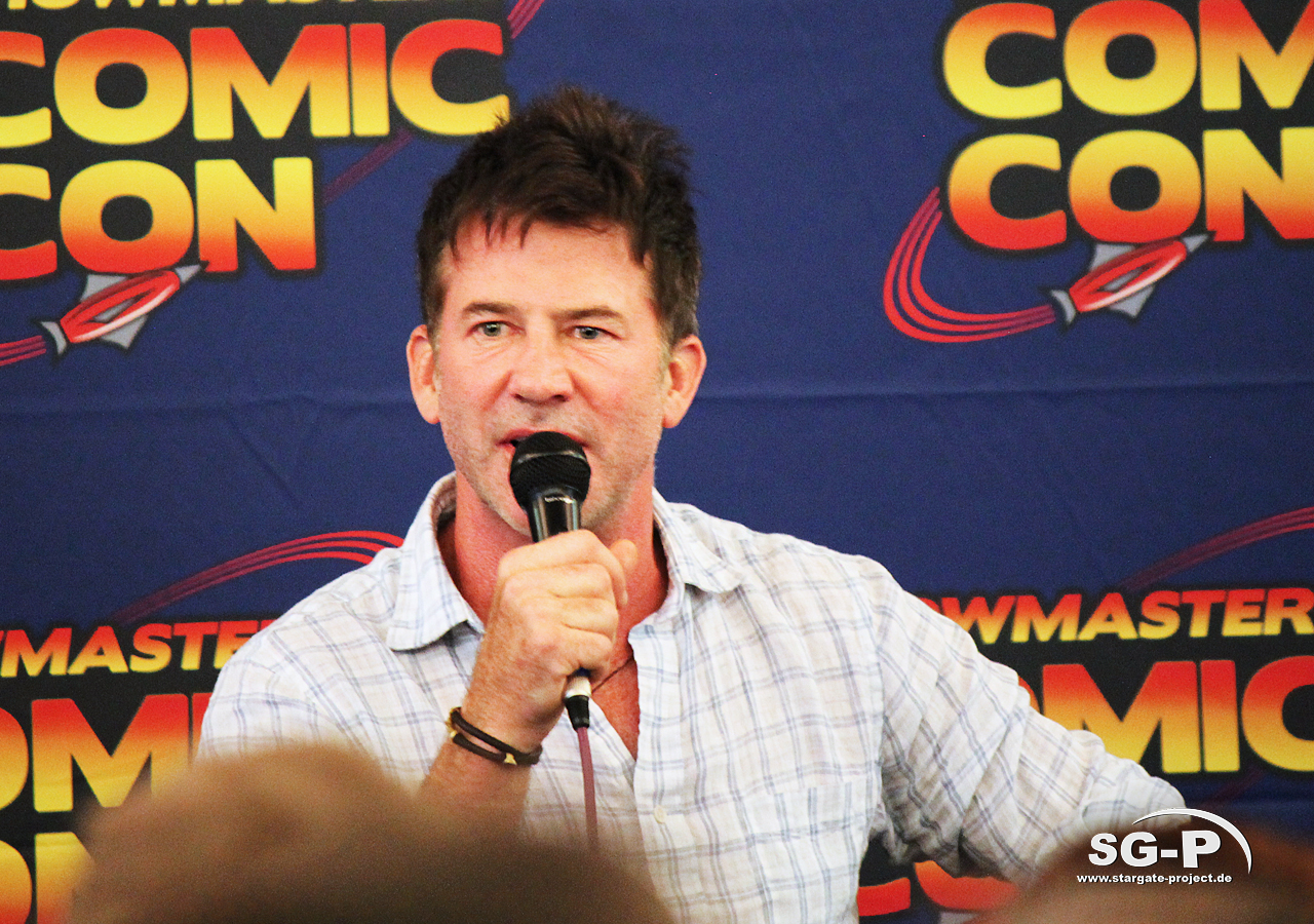 London Film and Comic Con 2019 - Joe Flanigan 8