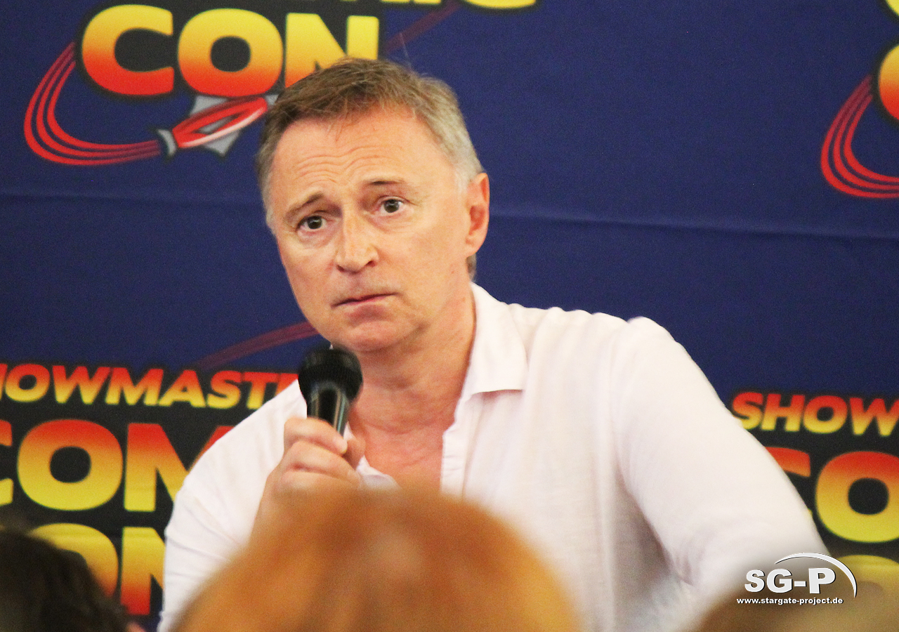 London Film and Comic Con 2019 - Robert Carlyle 1