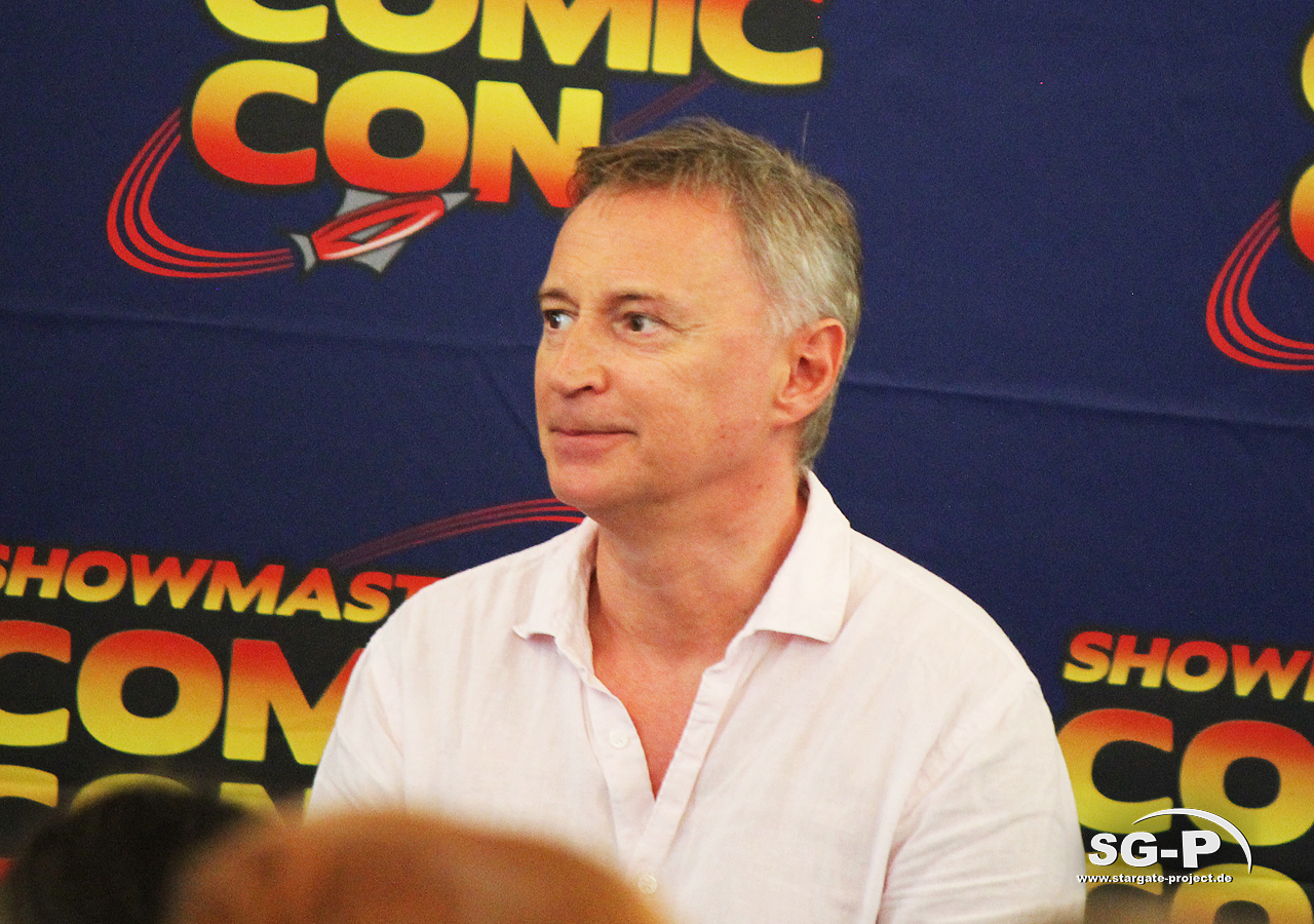 London Film and Comic Con 2019 - Robert Carlyle 15