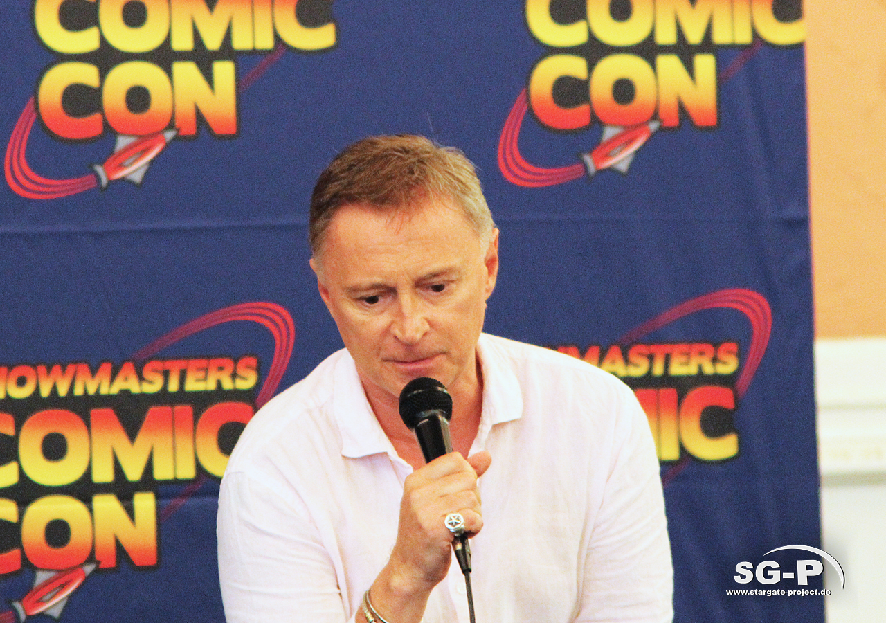 London Film and Comic Con 2019 - Robert Carlyle 4