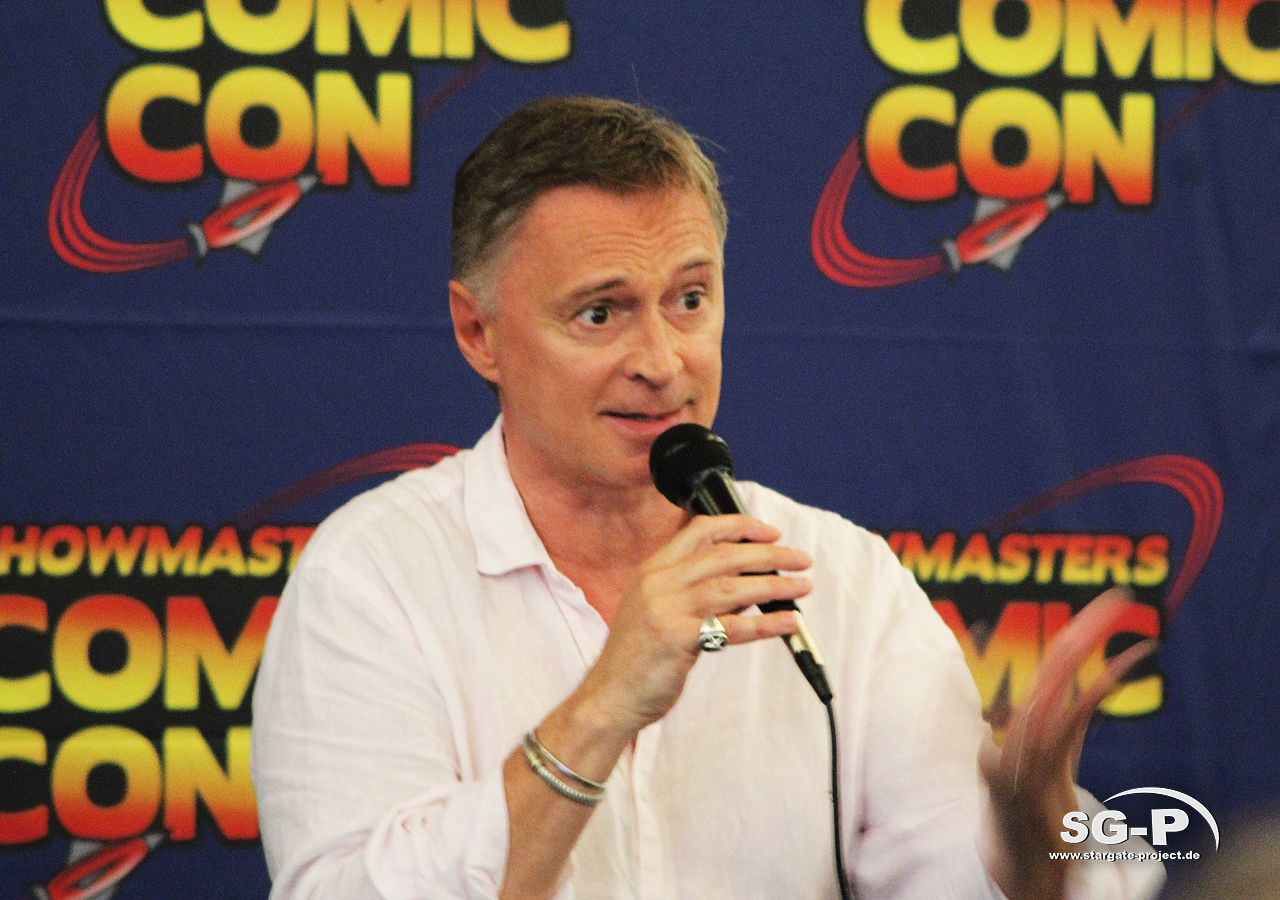 London Film and Comic Con 2019 - Robert Carlyle 8