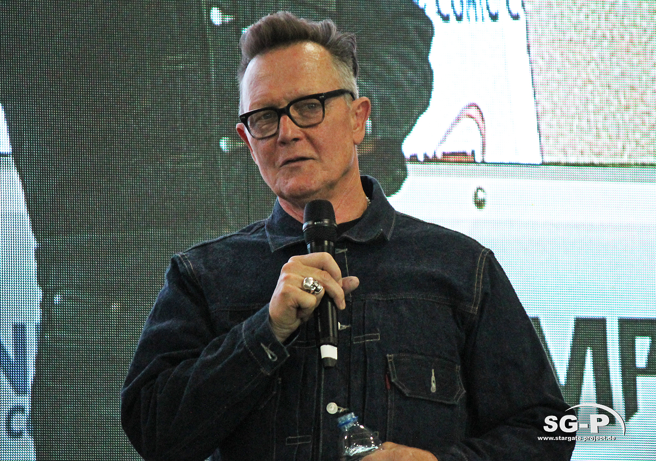 London Film and Comic Con 2019 - Robert Patrick 1