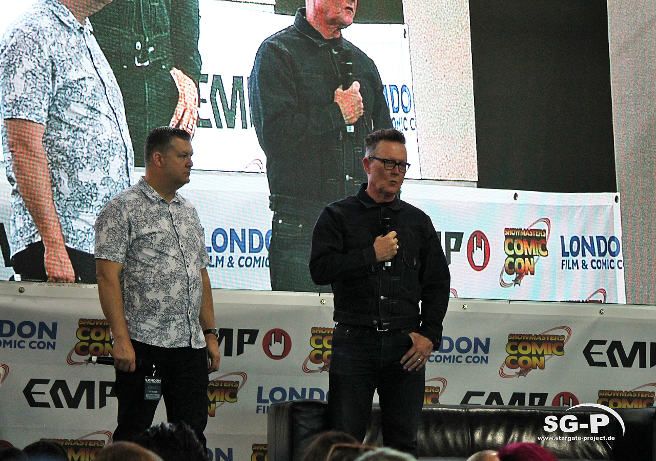 London Film and Comic Con 2019 - Robert Patrick 10