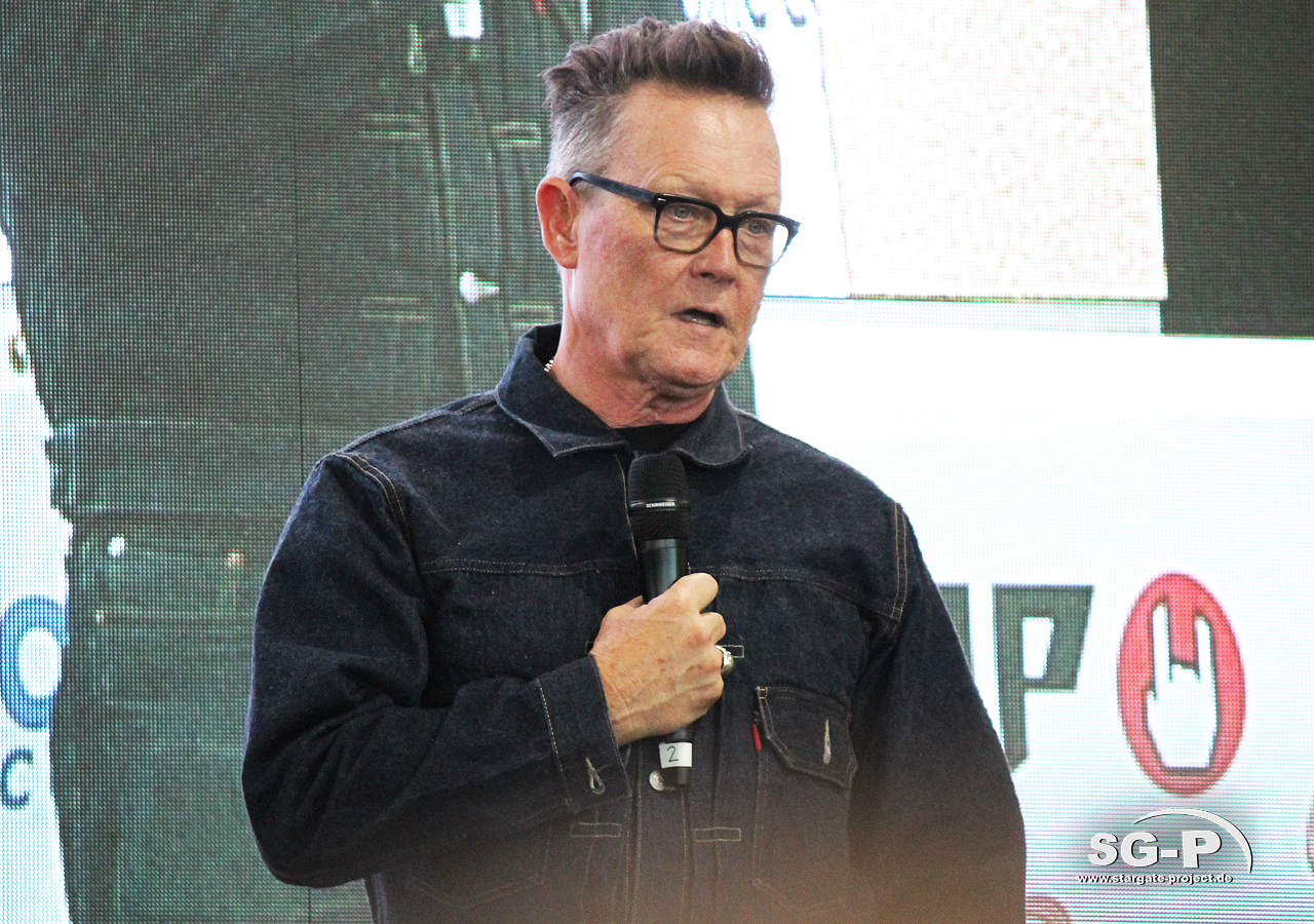 London Film and Comic Con 2019 - Robert Patrick 11