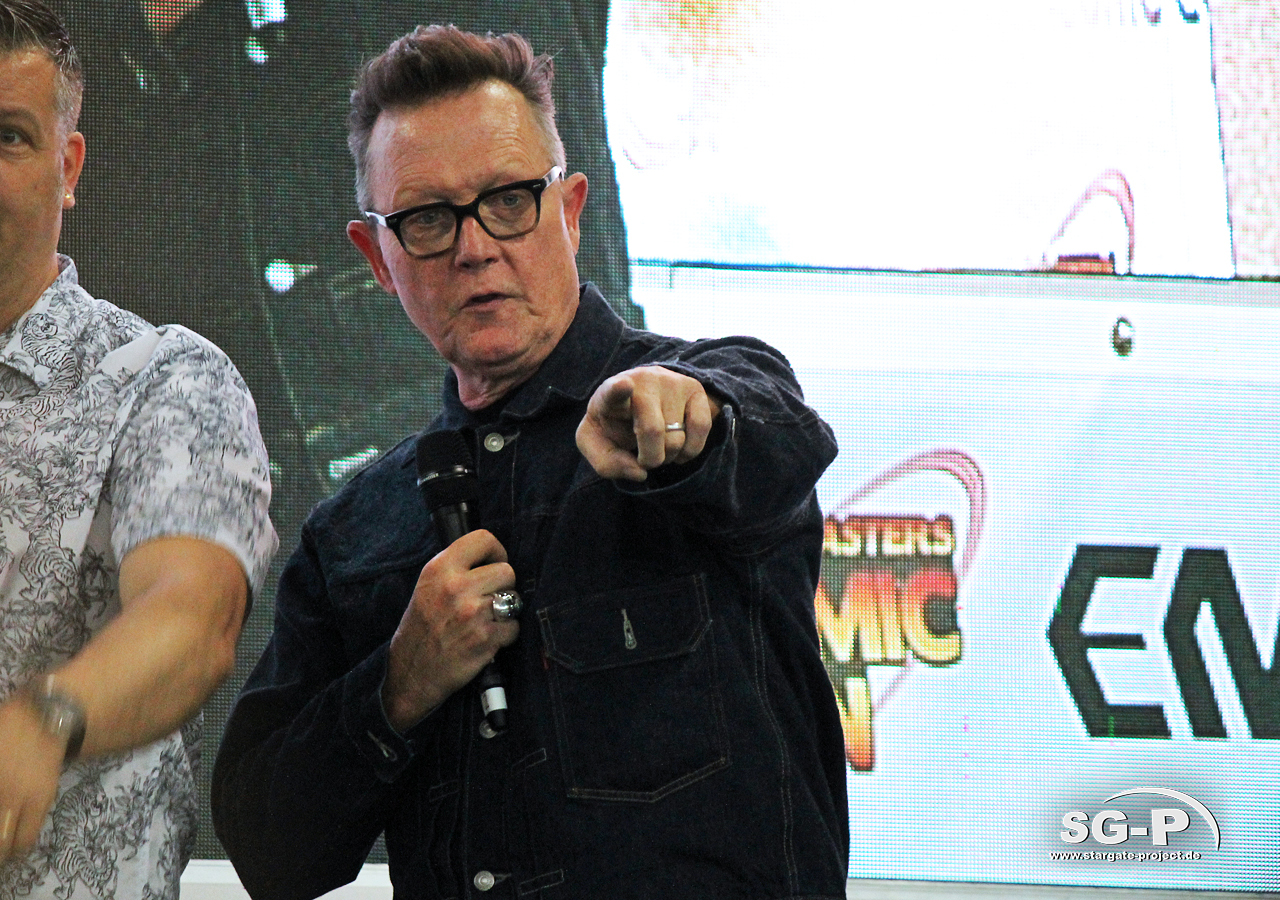 London Film and Comic Con 2019 - Robert Patrick 12