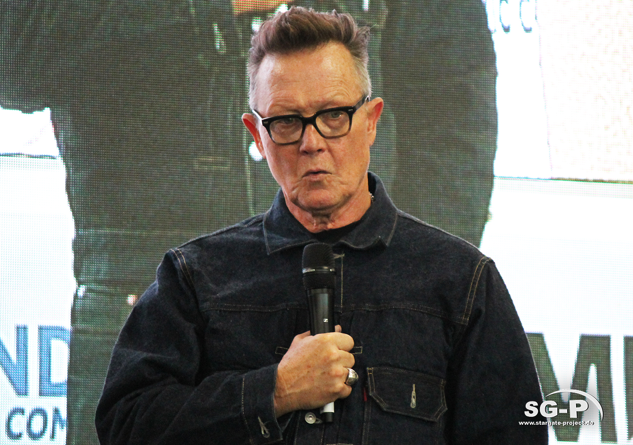 London Film and Comic Con 2019 - Robert Patrick 13