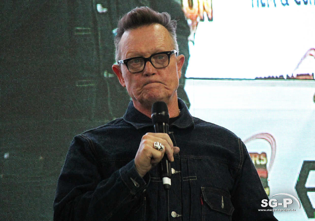 London Film and Comic Con 2019 - Robert Patrick 14