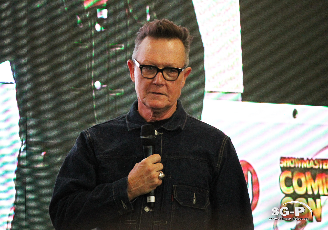 London Film and Comic Con 2019 - Robert Patrick 2