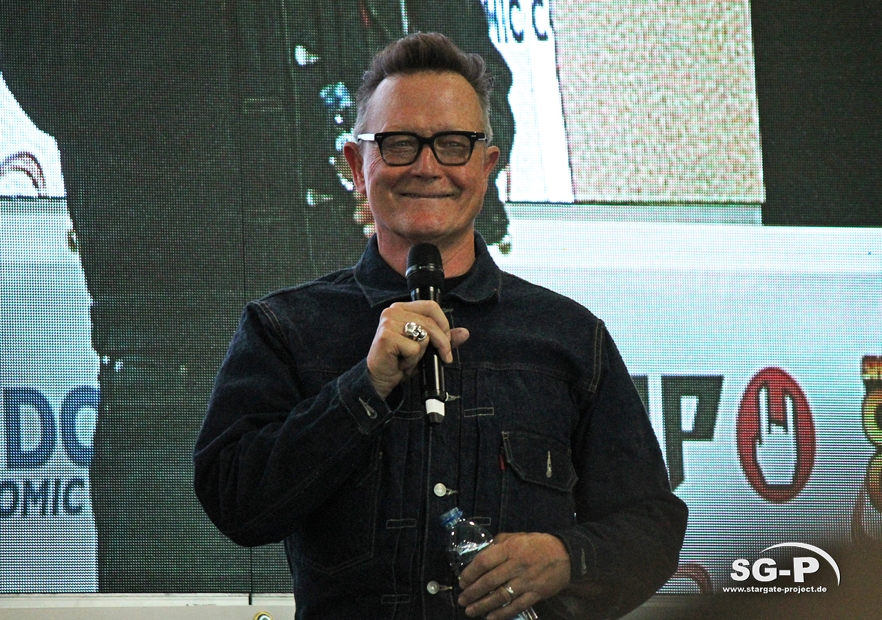 London Film and Comic Con 2019 - Robert Patrick 3