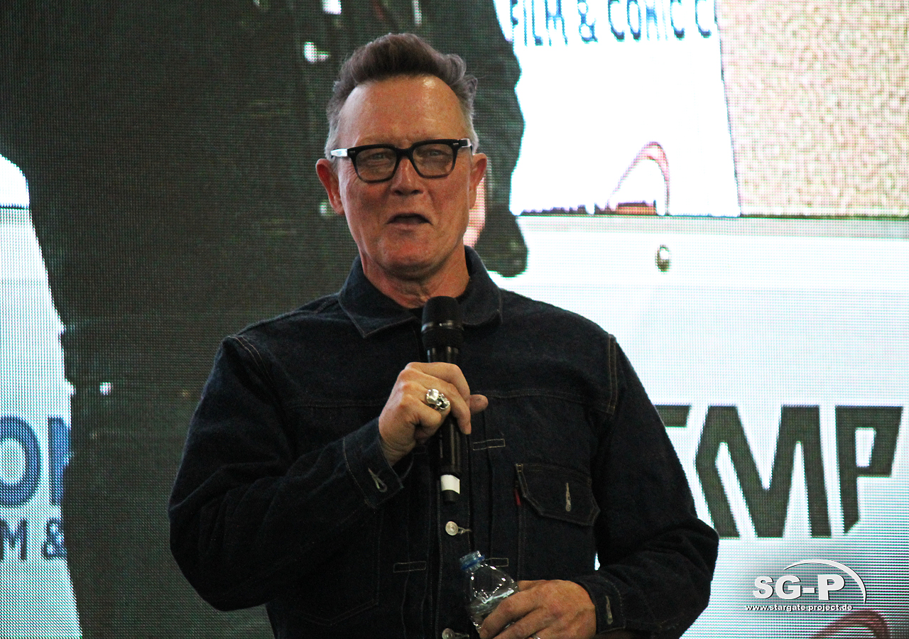 London Film and Comic Con 2019 - Robert Patrick 4