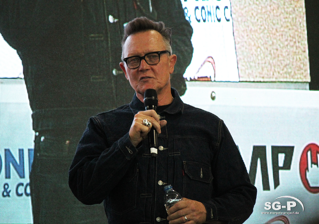 London Film and Comic Con 2019 - Robert Patrick 5