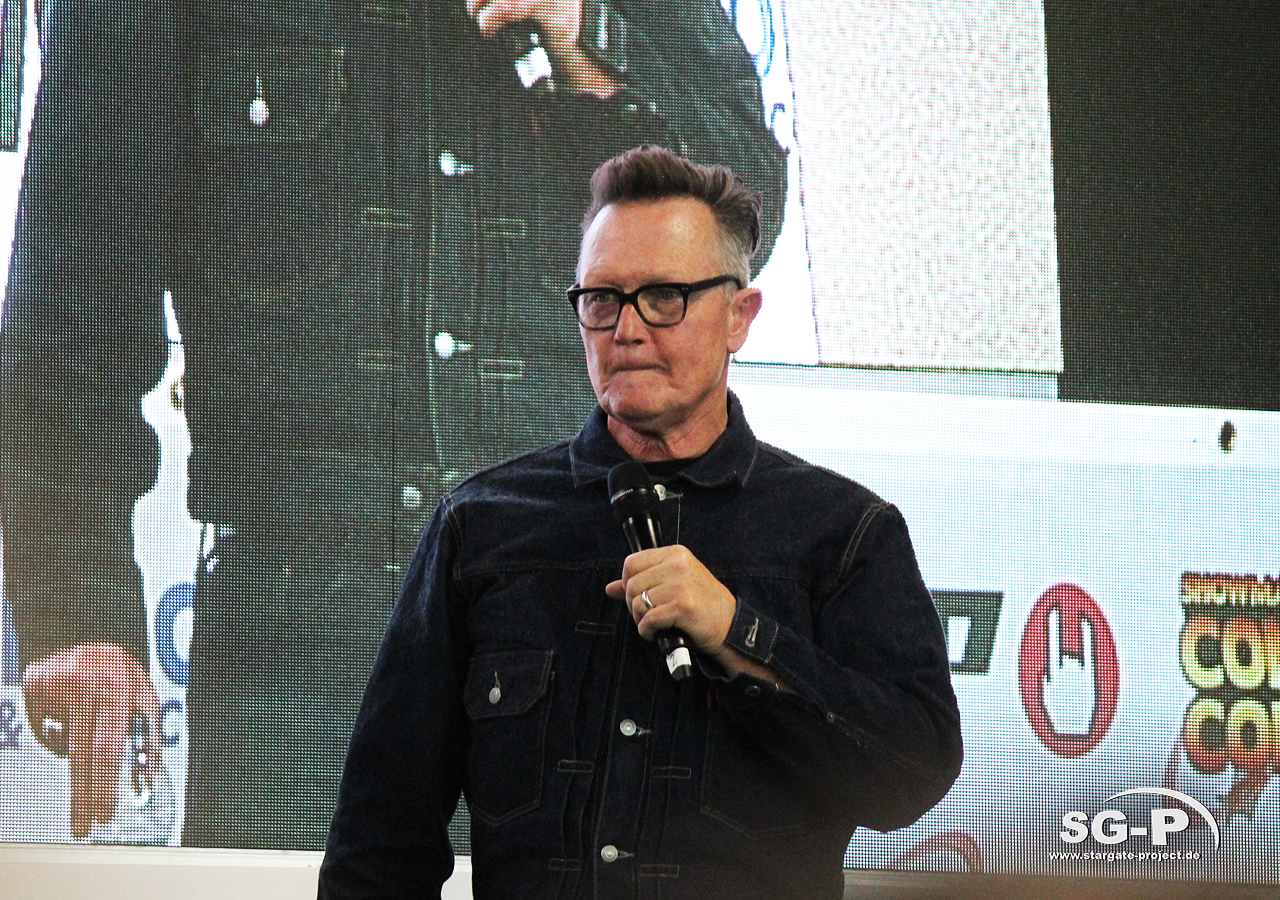 London Film and Comic Con 2019 - Robert Patrick 6
