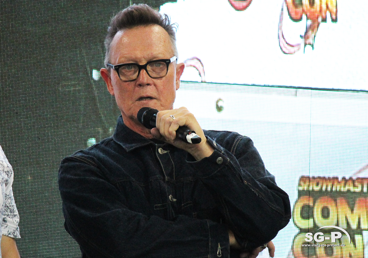 London Film and Comic Con 2019 - Robert Patrick 8