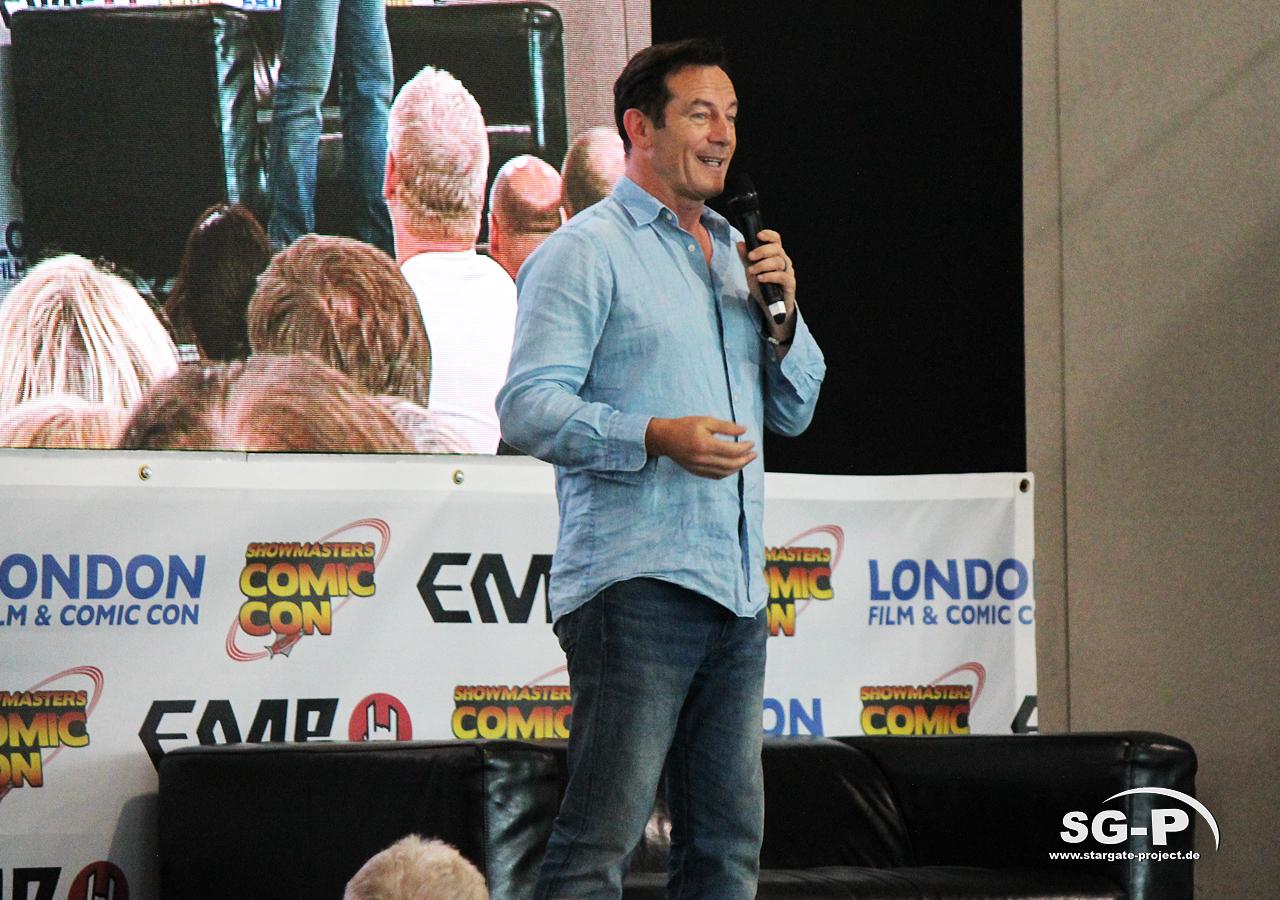 London Film and Comic Con 2019 - Star Trek - Jason Isaacs 3