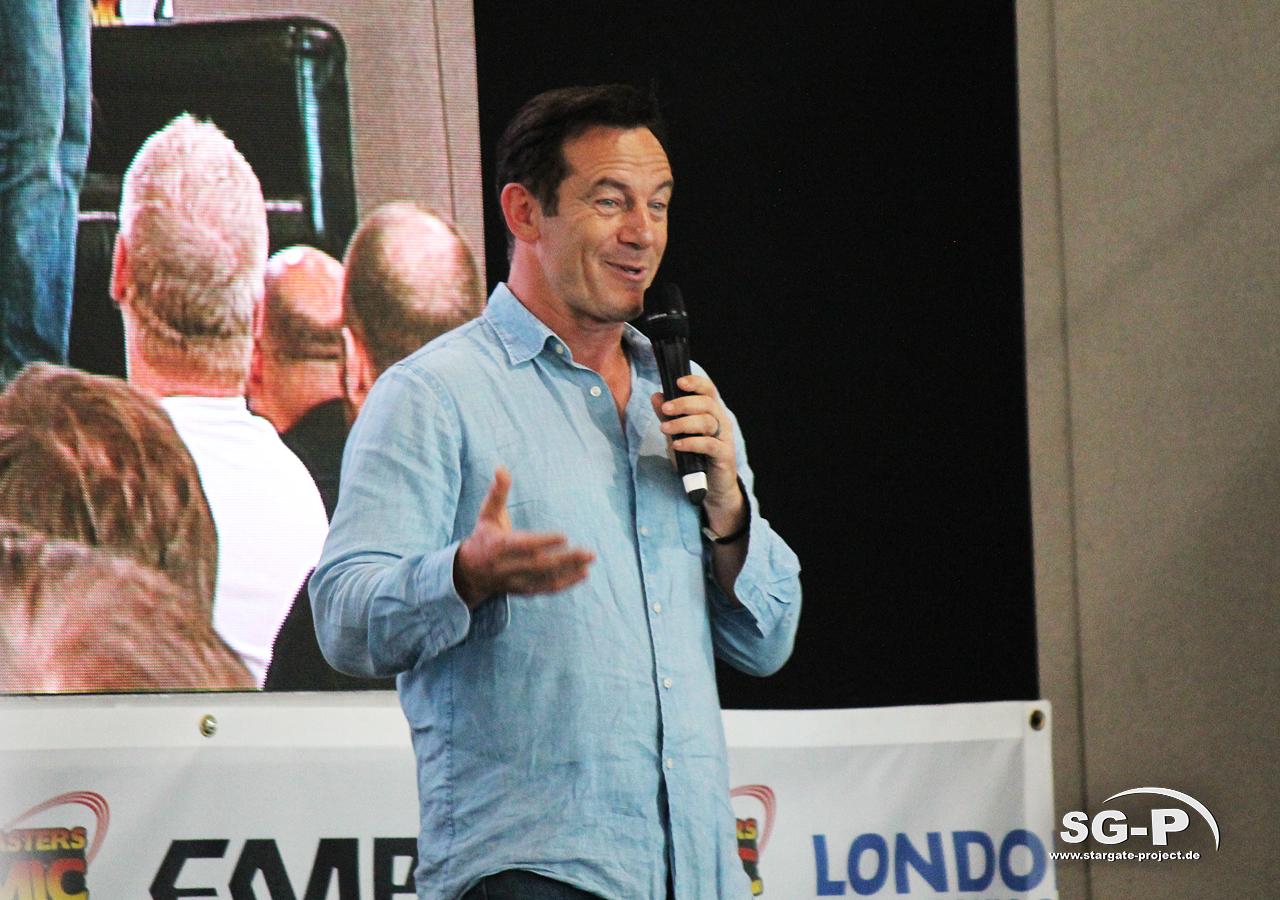 London Film and Comic Con 2019 - Star Trek - Jason Isaacs 5