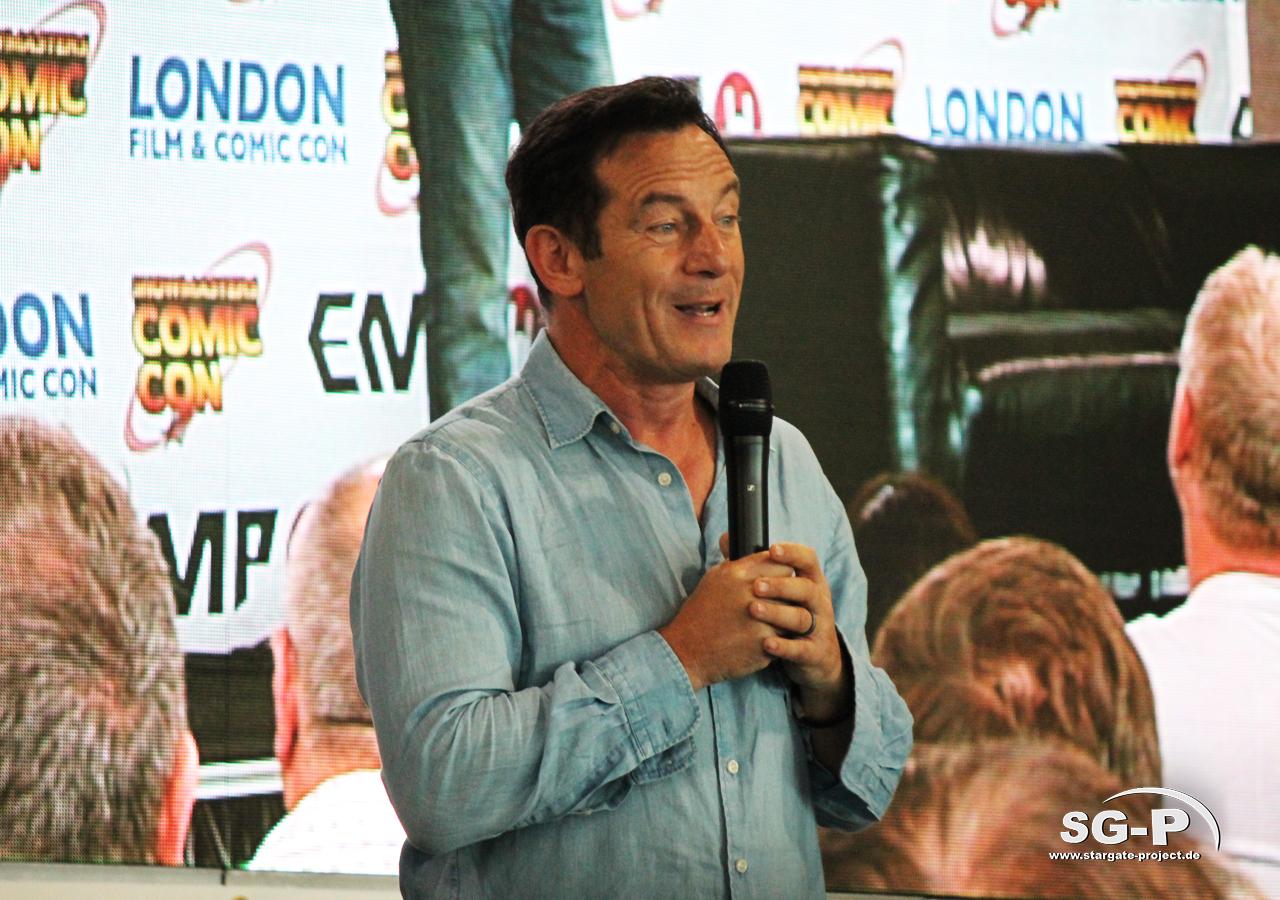 London Film and Comic Con 2019 - Star Trek - Jason Isaacs 9