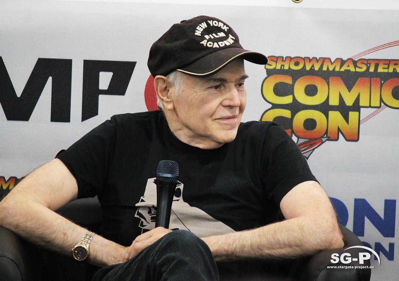 London Film and Comic Con 2019 - Star Trek - Walter Koenig 12