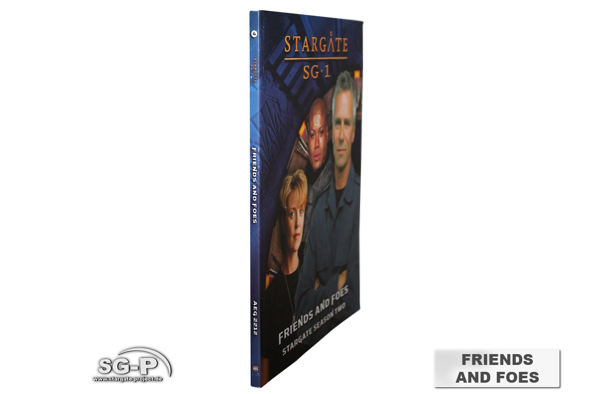 Merchandise - Stargate SG-1 Roleplaying Game Friends and Foes Season 2 (AEG) - 3