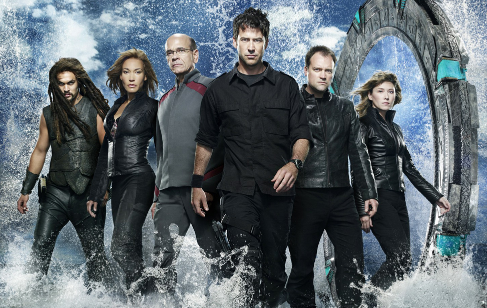 News - Stargate: Atlantis - 5