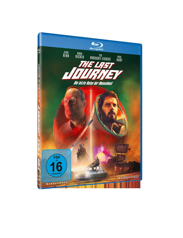 Review - The Last Journey - Die letzte Reise der Menschheit - Blu-ray