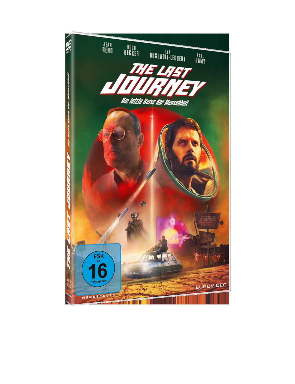 Review - The Last Journey - Die letzte Reise der Menschheit - DVD