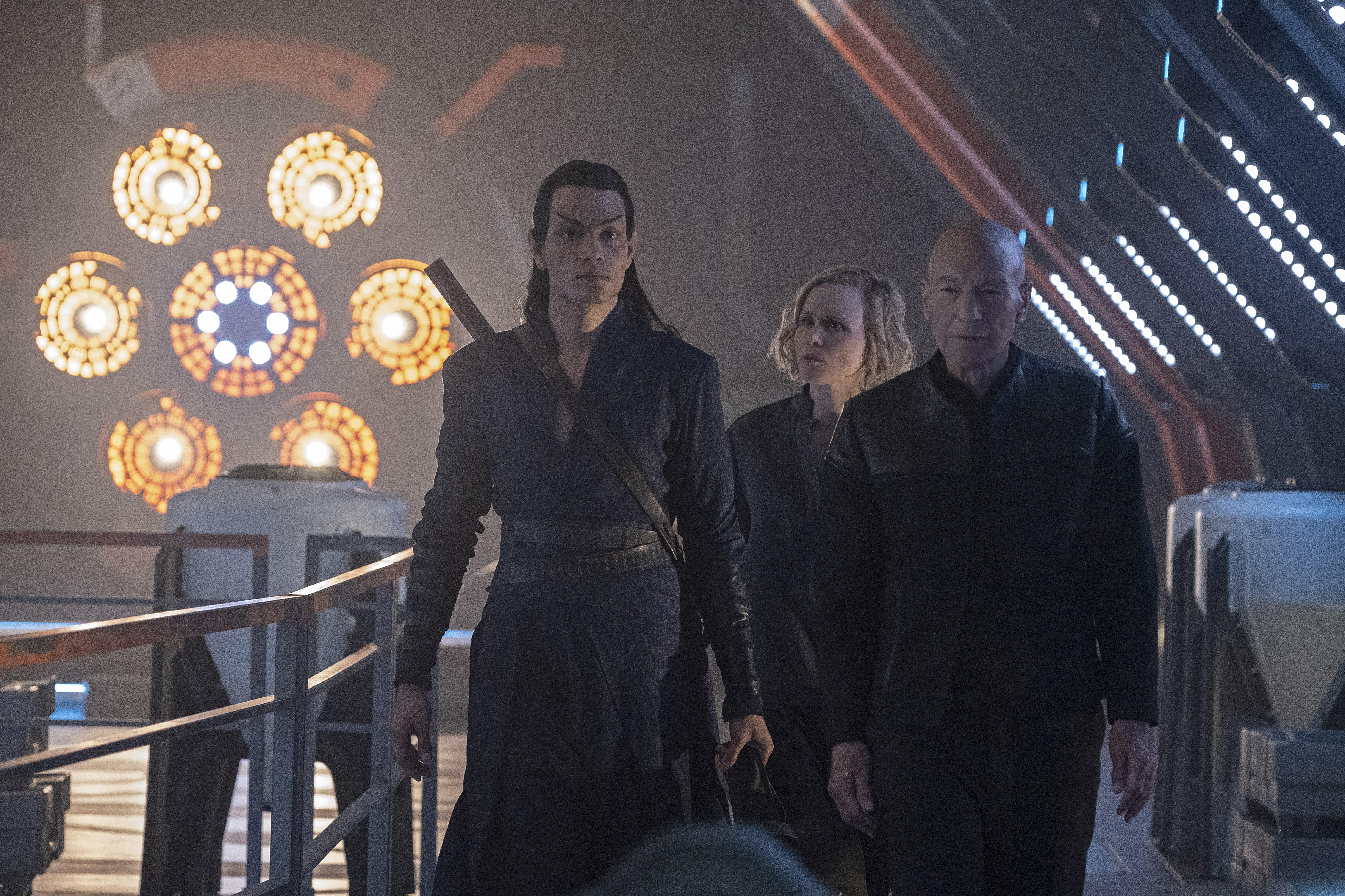 Artikel - Review Star Trek Picard - Still 1 - © 2019 Amazon.com Inc., or its affiliates