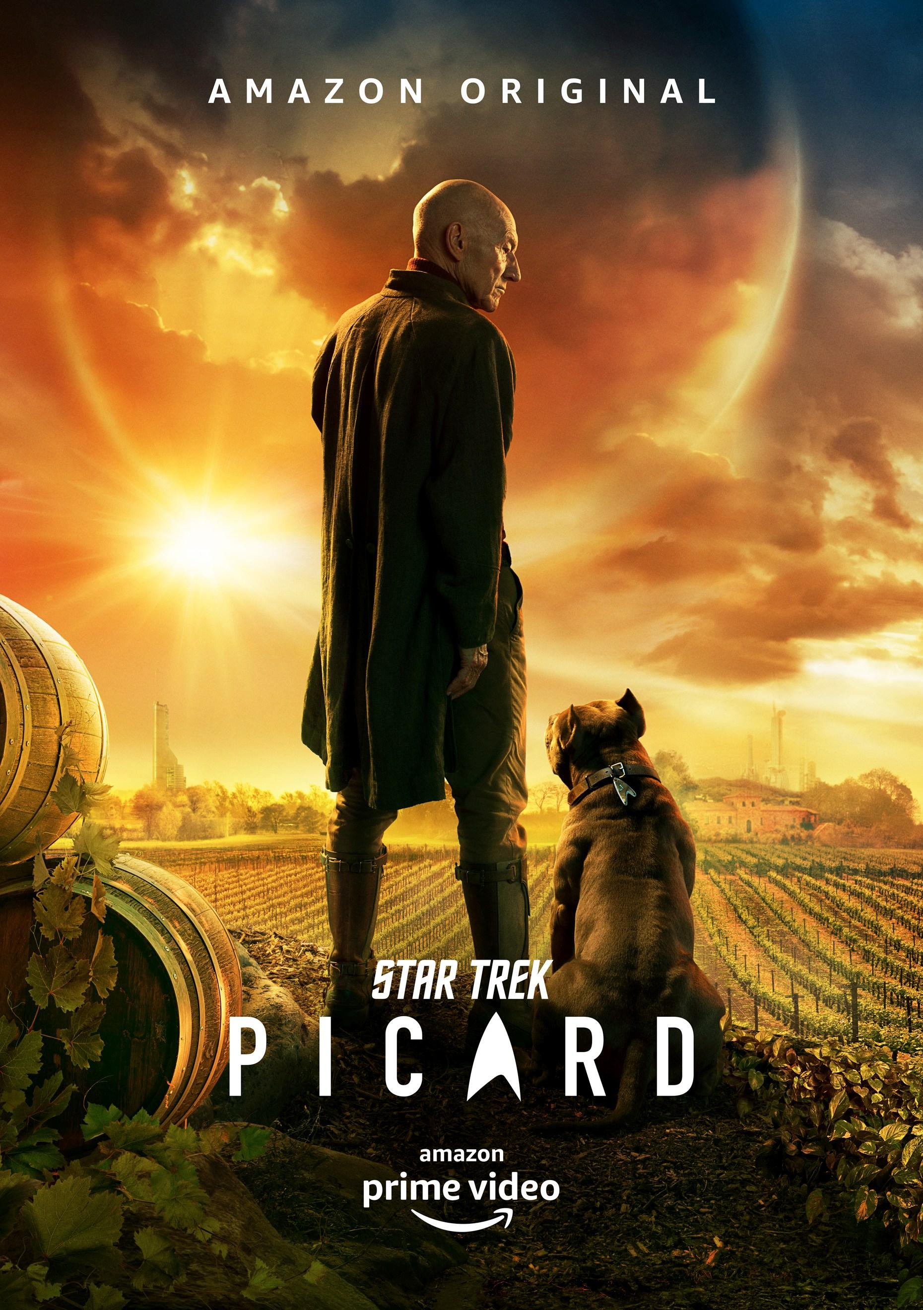 Artikel - Review Star Trek Picard - Still 12 - © 2019 Amazon.com Inc., or its affiliates