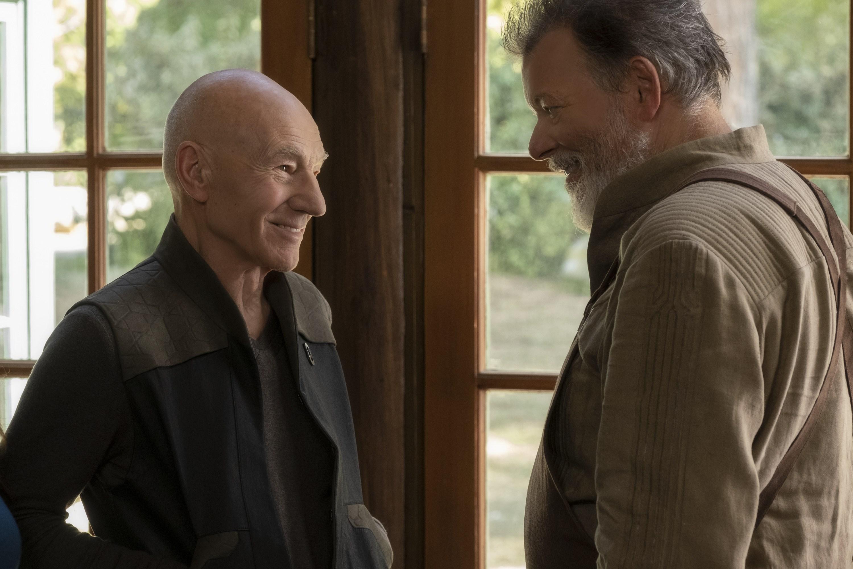 Artikel - Review Star Trek Picard - Still 6 - © 2019 Amazon.com Inc., or its affiliates