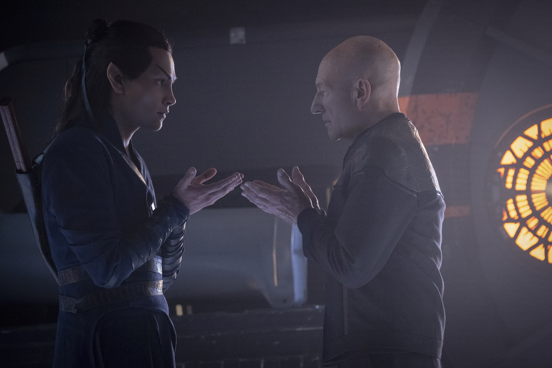 Artikel - Review Star Trek Picard - Still 9 - © 2019 Amazon.com Inc., or its affiliates