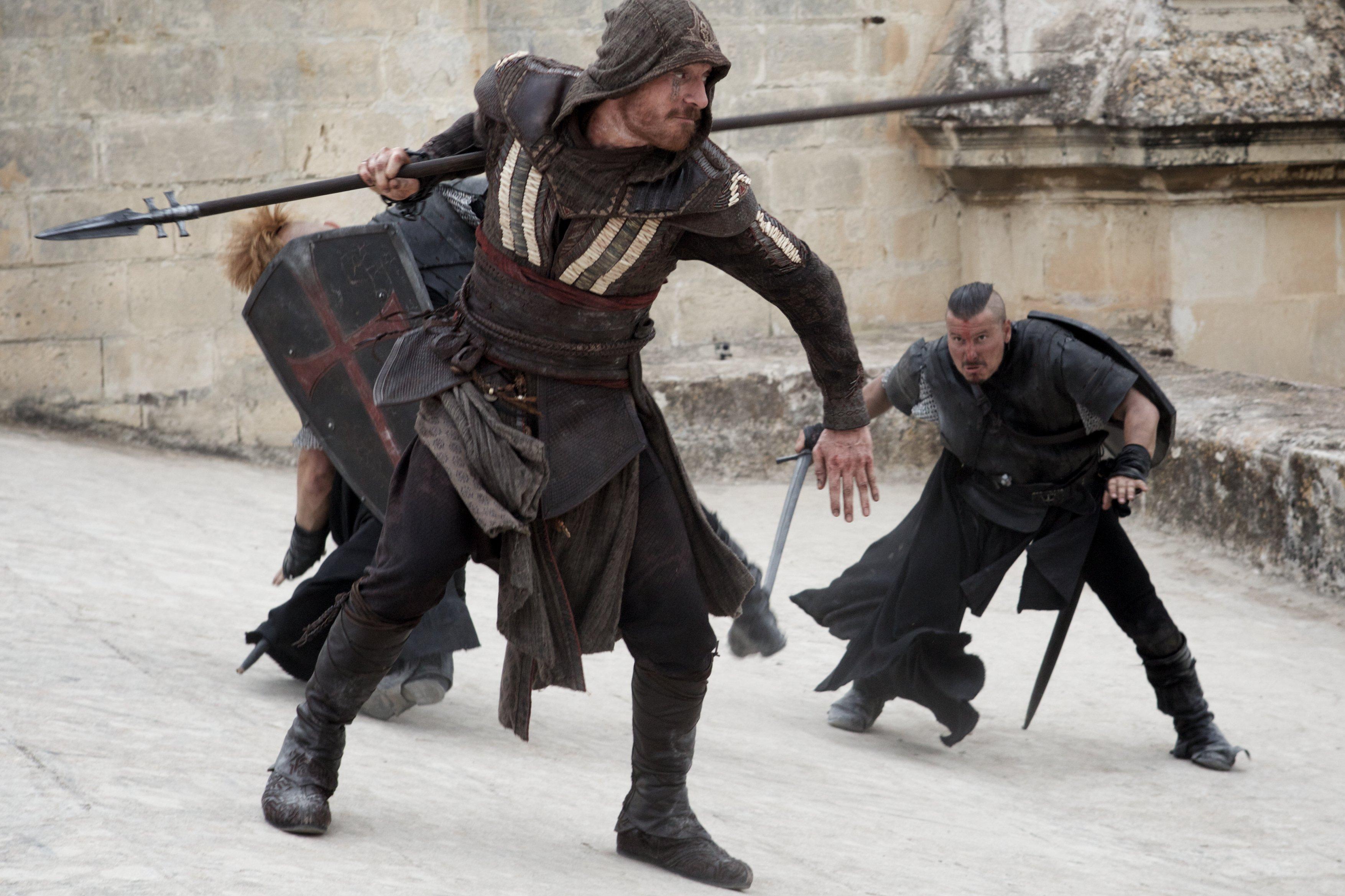 Review - Assassin's Creed - Still 2