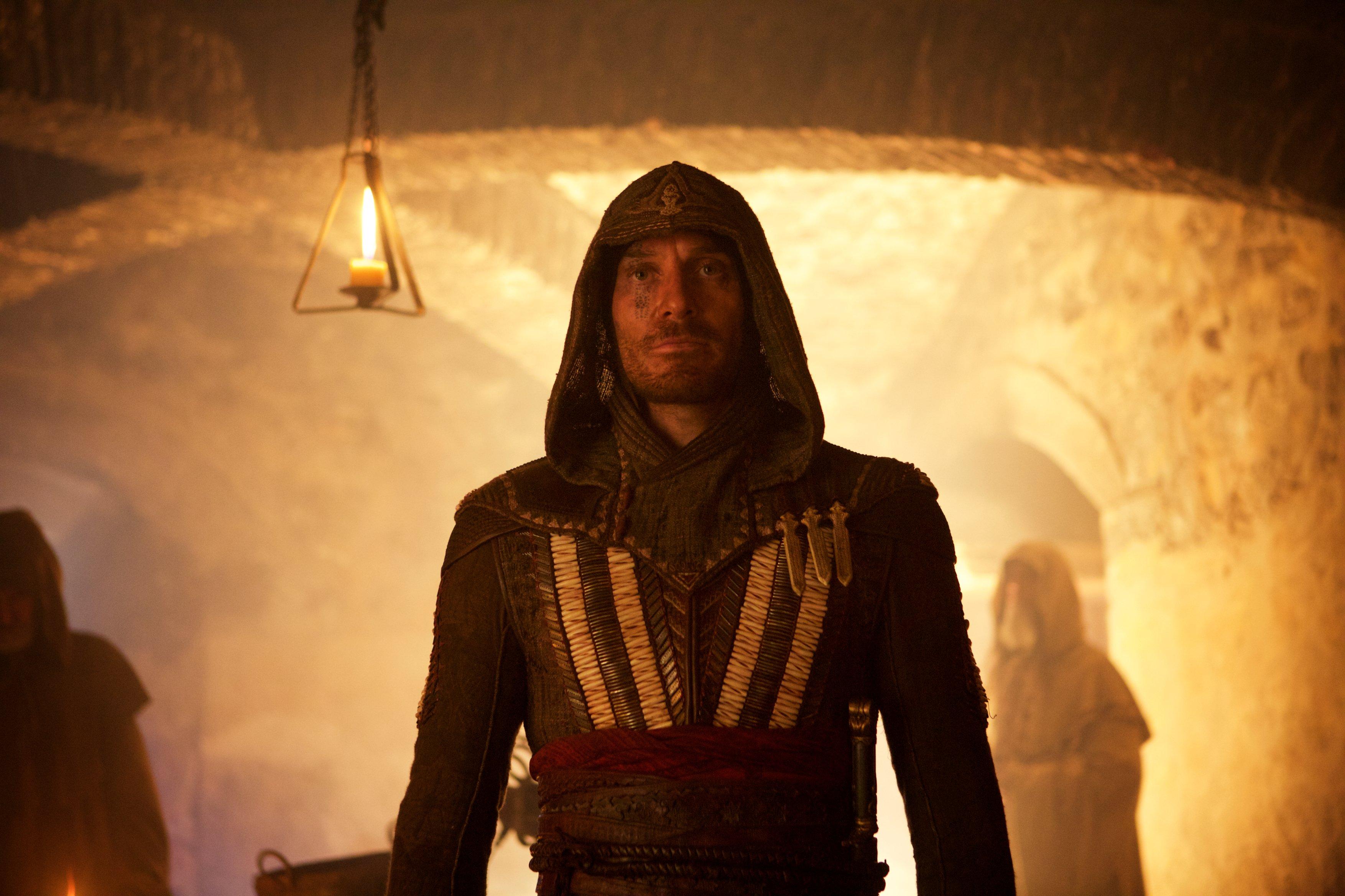 Review - Assassin's Creed - Still 4
