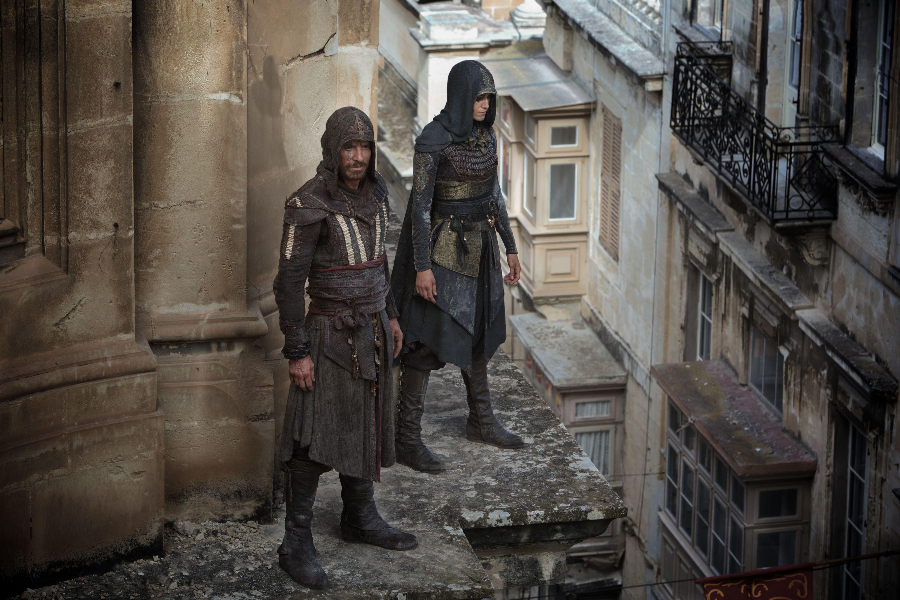 Review - Assassin's Creed - Still 7