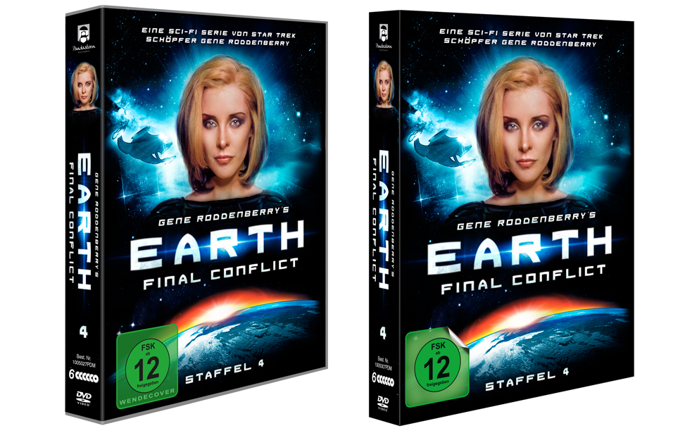Review Earth Final Conflict Staffel 4