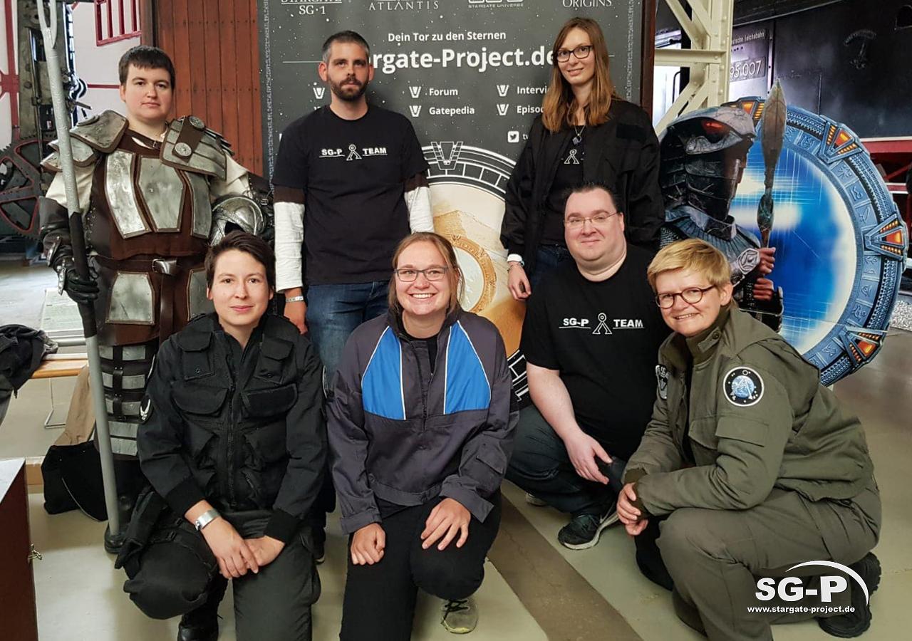 Sci-Fi-Treffen im Technikmuseum Speyer 2018 - 002