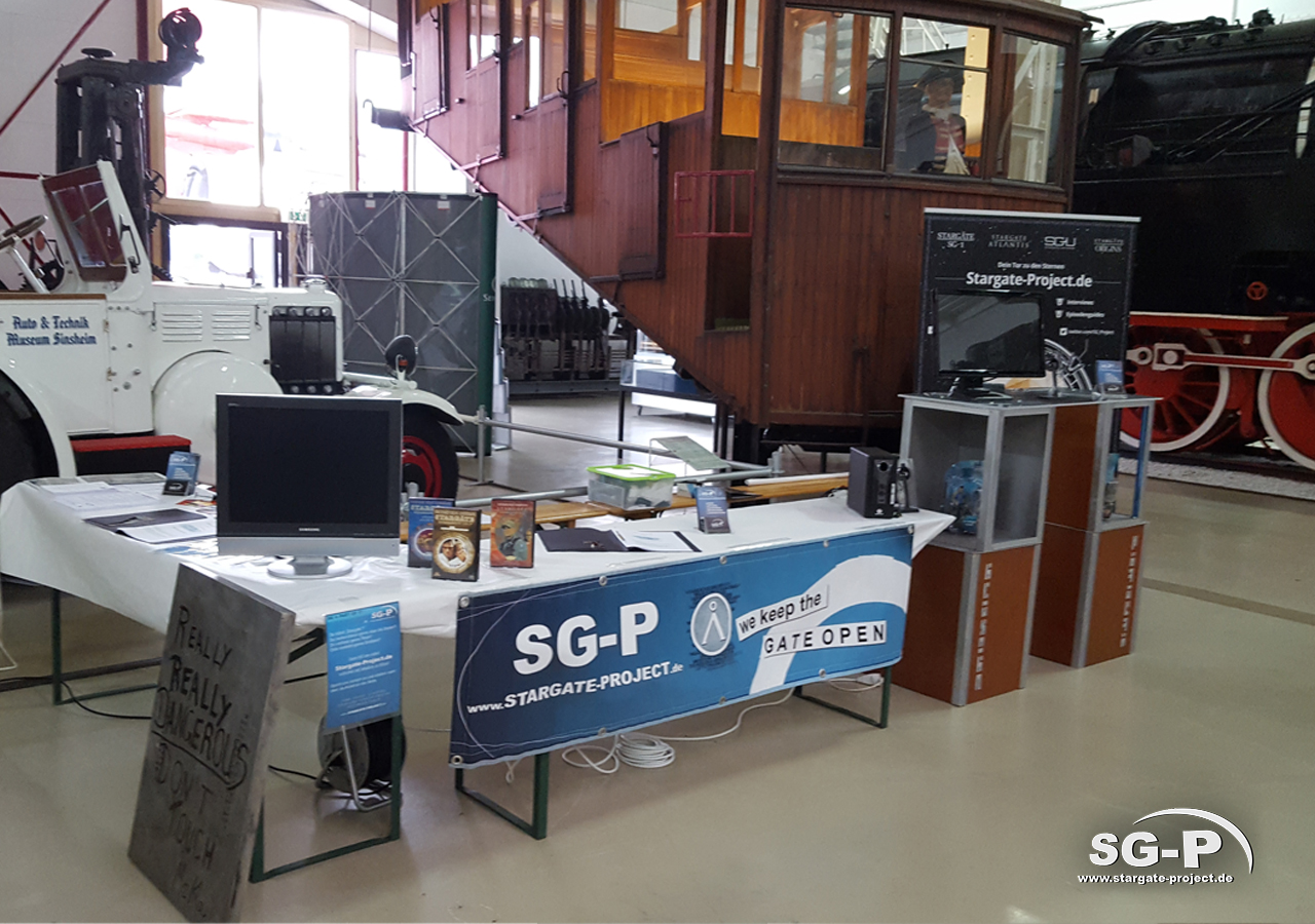 Sci-Fi-Treffen im Technikmuseum Speyer 2018 - 010