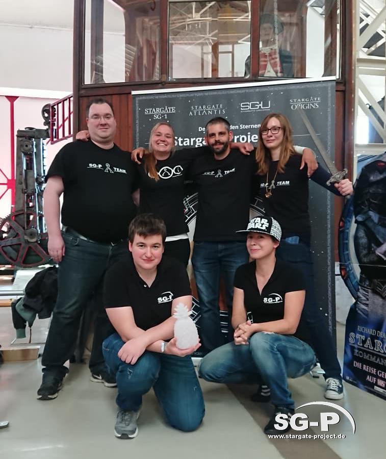 Sci-Fi-Treffen im Technikmuseum Speyer 2018 - 014