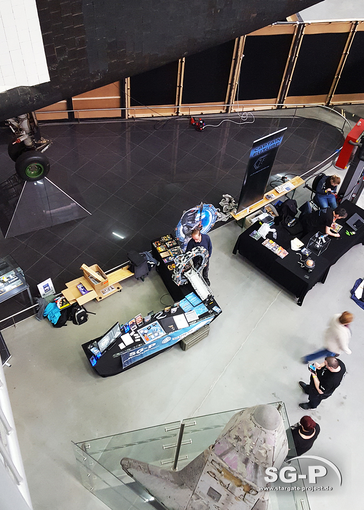 Sci-Fi-Treffen im Technikmuseum Speyer 2019 - 5