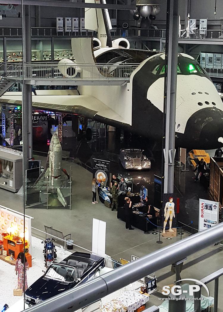 Sci-Fi-Treffen im Technikmuseum Speyer 2019 - 6