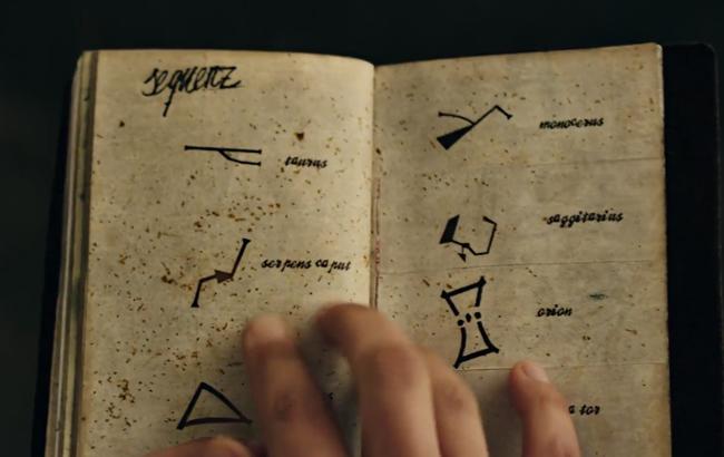 Stargate Origins Lexikon Brückes Notizen 3