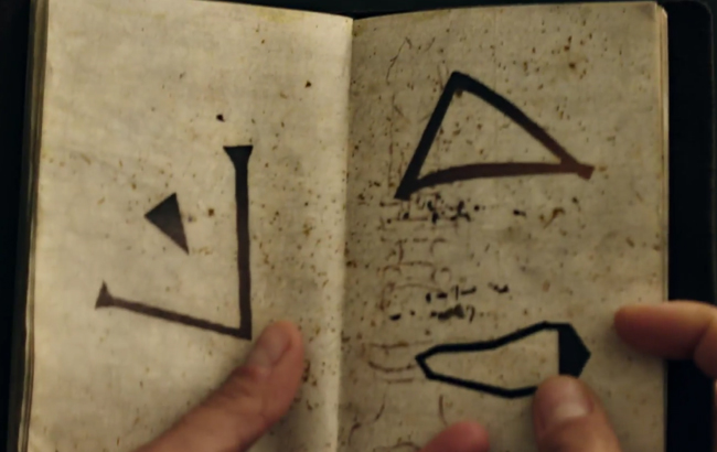 Stargate Origins Lexikon Brückes Notizen 4